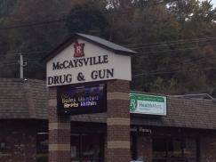 McCaysville Drug & Gun!