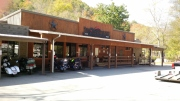 The Iron Horse Motorcycle Lodge.