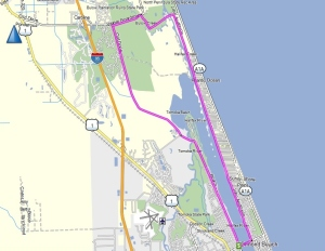 """The Loop"" in the Daytona Beach area."