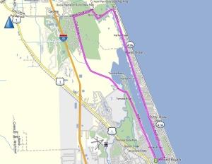"""The Loop"" in the Daytona Beach area."